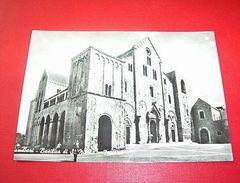Cartolina Bari - Basilica Di S. Nicola 1966 - Bari