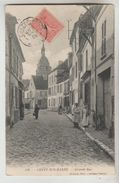 CPA CHEZY SUR MARNE (Aisne) - Grande Rue - France
