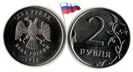 Russie - 2 Roubles 2011 (UNC) - Russie