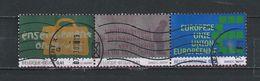 -BELGIE  GESTEMPELD OPCB.  NR°  3119/21   Catw.  1.00  Euro - Used Stamps