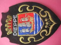 Ecusson Tissu/DIEPPE / Seine Maritime /Années 1960 - 1970        ET183 - Patches