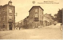 Bomel (Namur) Chaussée De Louvain Et Rue D'Arquet - Namur