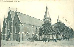 Oost - Roosbeke ( Oostrozebeke)    :   De Kerk - Oostrozebeke