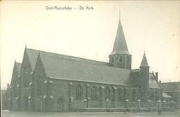 Oost - Roosbeke ( Oostrozebeke)    :   Kerk  -  N°15125 - Oostrozebeke