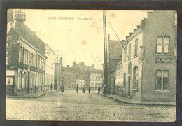 Oost - Roosbeke ( Oostrozebeke)    :   Hoogstraat - Oostrozebeke