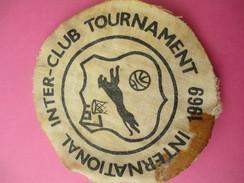 Ecusson Tissu/International Interclub TOURNAMENT /1969      ET186 - Patches
