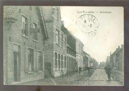 Oost - Roosbeke ( Oostrozebeke)    :   Statiestraat - Oostrozebeke