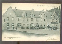 Oost - Roosbeke ( Oostrozebeke)    :  Hoek Der Marktplaats - Oostrozebeke