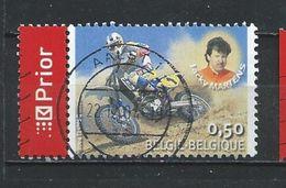 -BELGIE  GESTEMPELD OPCB.  NR°  3345   Catw.  1.00  Euro - Used Stamps