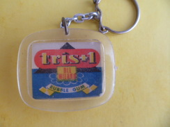 PC Porte Clef Alimentaire TRIS+1 - BLL MILANO Bubble Gum - Chewing Gum - 29 Rue Docteur ROUX 94 SAINT MAUR - Key-rings