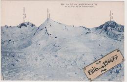 73 Savoie - Cpa / Le Pic De Lancebranlette Vu Du Col De La Traversette. - France