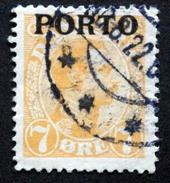 Denmark 1921  Minr.3   (0 )    ( Lot  C 165 ) - Port Dû (Taxe)