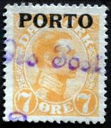 Denmark 1921  Minr.3   (0 )    ( Lot  C 177 ) - Port Dû (Taxe)