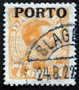 Denmark 1921  Minr.3   (0 )    ( Lot  C 178 ) - Port Dû (Taxe)