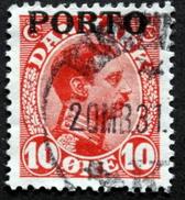 Denmark 1921  Minr.4   (0 )    ( Lot  C 894 ) - Port Dû (Taxe)