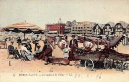 62 - Berck Plage - Le Casino Et Les Villas - 1916 - Berck