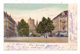 5000 KÖLN, Chlodwigplatz, Severinstor, Strassenbahn, 1902 - Saudi-Arabien