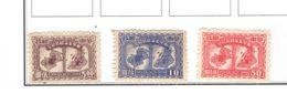 Cina Pop.1949 East China Liberation Shangay  Vari N.3 Valori Usati Scott.5L63+64+66 See Scans - Oost-China 1949-50