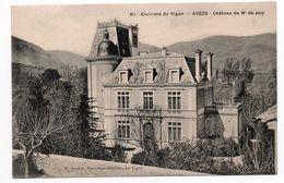 AVEZE (30) - CHATEAU DE MR DE JOLY - France