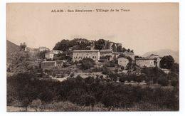 ALAIS / ALES (30) - SES ENVIRONS - VILLAGE DE LA TOUR - Alès