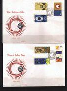 Kuba / Cuba 1965 Raumfahrt / Space  FDC - FDC & Commémoratifs