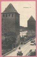 67 - STRASSBURG - STRASBOURG - Ponts Couverts - Petite France - Tram - Tramway - Strassenbahn - Editeur MANIAS - Strasbourg