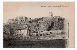 ENVIRONS D'ALAIS (ALES) (30) - LA BLAQUIERE CENDRAS - Francia