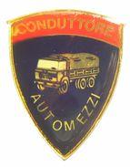 ALPINI - SPILLA / DISTINTIVO CONDUTTORE AUTOMEZZI (Esercito Italiano / Servizio Militare) - Militari