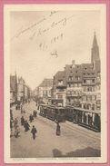 67 - STRASSBURG - STRASBOURG - Rabenplatz - Place Du Corbeau - Tram - Tramway - Strassenbahn - Strasbourg