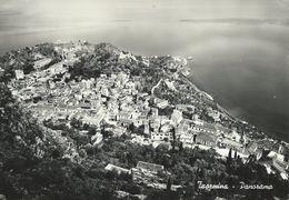 Taormina  -  Panorama  Used 1959    Italy   # 06629 - Italy