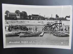 AK NEUFELD A.d.Leitha Ca.1940 Schwimmbad   //// D*26236 - Österreich