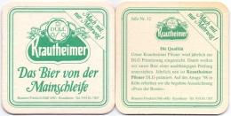 #D148-272 Viltje Krautheimer - Sous-bocks