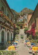 Taormina  -  Typical Corner.  Used 1972    Italy   # 06631 - Italy
