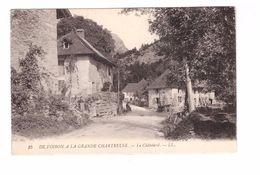 38 Le Chatelard De Voiron à La Grande Chartreuse - Sonstige Gemeinden