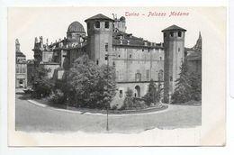 - ITALIE - CPA Vierge TORINO - Palazzo Madama - Ediz. Z. P. T. - - Palazzo Madama