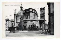 - ITALIE - CPA Vierge TORINO - Chiesa Della Consolata - - Kerken