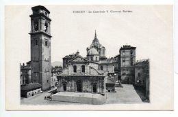 - ITALIE - CPA Vierge TORINO - La Cattedrale S. Giovanni Battista - - Kerken