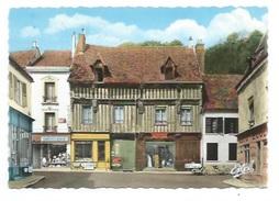 27 - YVRY-LA-BATAILLE - (23123) - Maison Où Logea Henri IV Après La Bataille - CPSM - Ivry-la-Bataille