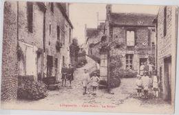 LONGUEVILLE (Seine-et-Marne) - Café Robin - Le Sillon - Autres Communes