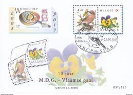 10 Jaar: M.D.G. - Vlaamse Gaai! - België