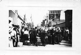 PREFAILLES  -  Cliché Du Défilé De La Fête Héraldique De LA SICAUDAIS En 1946  - Voir Description - Préfailles