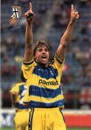 PARMA , Calcio ,  Hernan  Jorge   Crespo - Soccer