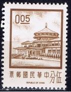 ROC+ Taiwan 1971 Mi 811 Chungshan - 1945-... Republik China