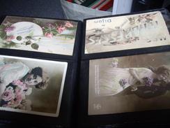 FRANCE  Collection De 80 Cartes Postales  1914-19  De Poilus  Pour Sa Fiancéeet Autres Haute-Savoie MARIGNIER - Cartes Postales