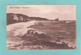 Old Postcard Of Sestri Ponente, Genoa, Liguria, Italy,Posted,N43. - Genova (Genoa)