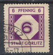 Görlitz Mi 2 Gest. K1-327 - Zone Soviétique