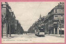 67 - STRASBOURG - Rue Des Vosges - Tram - Tramway - Strassenbahn - L.L. N° 132 - Strasbourg