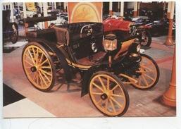 Delahaye 1894/1896 Break 4 Places1,8 Cv (course Paris Marseille 1896) Musée Vienne Cp Vierge - Passenger Cars