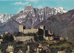 LOMBARDIA - BRENO (BS) - IL CASTELLO - VIAGGIATA 1972 - Altre Città