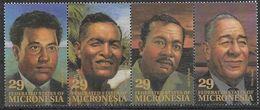 1993 MICRONESIE 234-37** Dirigeants Locaux - Micronésie